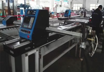 উচ্চ গতির প্লাজমা ধাতু CNC রাউটার মেশিন